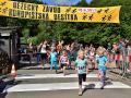 Závod dívek 4 – 5 let na trati 100 m